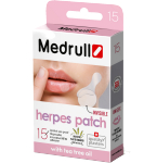 Medrull pleistras nuo herpeso Herpes Patches N15