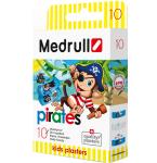 Medrull pleistrų rinkinys Piratai N10 vaikams