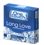 Prezervatyvai One Touch Long Love N3