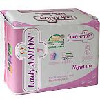 Lady Anion naktiniai paketai 290mm N8
