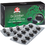 Dr. OHHIRA® 12 rūšių pieno rūgšties bakterijų kompleksas 570mg N30