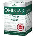Maisto papildas Omega-3 Super 1000mg kapsulės N60