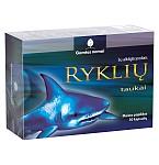 Maisto papildas Ryklių taukai kapsulės N30