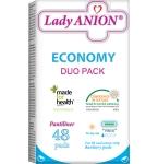 Lady Anion kasdieniniai įklotai 155mm N48