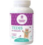 Maisto papildas Tedis su ežiuole kramtomosios tabletės N100