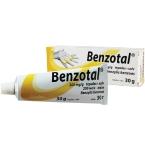 Benzotal 20% tepalas 30g