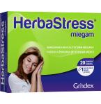 Herbastress miegam kapsulės N20