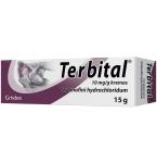Terbital kremas 15g