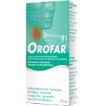 Orofar 2mg/1.5mg/ml purškalas 30ml