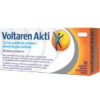 Voltaren Akti 12.5mg plėvele dengtos tabletės N10