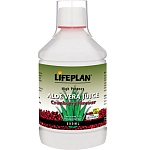 Maisto papildas Aloe Vera Cranberry Flavour Lifeplan 500ml