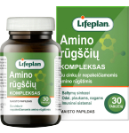 Amino rūgščių kompleksas su cinku Lifeplan tabletės N30