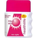 Folic Acid 400mcg tabletės N90