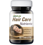 Lifeplan Hair Care tabletės N60