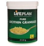 Maisto papildas Lecithin Lifeplan granulės 250g