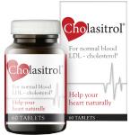 Maisto papildas Cholasitrol tabletės N60