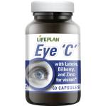 Maisto papildas EyeC kapsulės N60 Lifeplan
