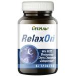 RelaxOn tabletės N60 Lifeplan