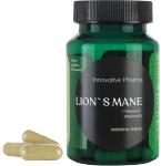 LION`S MANE+ Vitaminas C + Pantoteno rūgštis kapsulės N30