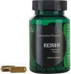 REISHI+ Vitaminas C + Vitaminas B6 kapsulės N30