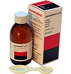 Paxeladine 2mg/ml sirupas 125ml + matavimo šaukštas