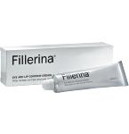 FILLERINA kremas paakių ir lūpų su 6 hialurono rūgštimis 1 lygis 15ml