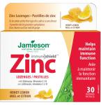 Jamieson Cinkas su ežiuole ir vitaminais C & D tabletės N30