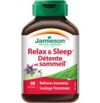 Maisto papildas Jamieson Relax & Sleep kapsulės N60