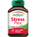 Jamieson Stress Plex tabletės N90