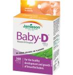 Maisto papildas Jamieson D vitamino lašai kūdikiams,400 IU 11.4ml