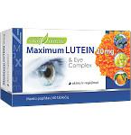 Maisto papildas Vital Nature Maximum Lutein 20mg tabletės N60