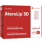 Maisto papildas Aterolip 5D kapsulės N30