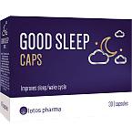 Maisto papildas Good Sleep kapsulės N30