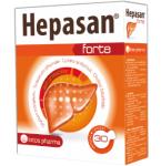 Maisto papildas Hepasan Forte kapsulės N30