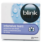 Blink intensive tears akių lašai 0.4ml N20