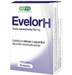 Evelor H (trans resveratrolis) 200mg N30