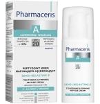 Pharmaceris A peptidinis tempiamasis - stangrinamasis kremas Sensi - Relastine - E SPF20 50ml