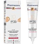 Pharmaceris F SPF20 (Nr.10) 30ml kapiliarų matomumą mažinanti pudra
