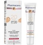 Pharmaceris F SPF20 (Nr.20) 30ml kapiliarų matomumą mažinanti pudra
