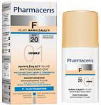 Pharmaceris F drėkinamoji antioksidacinė pudra su silimarinu Nr.1 30ml