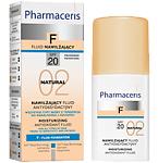 Pharmaceris F drėkinamoji antioksidacinė pudra su silimarinu Nr.2 30ml