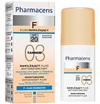 Pharmaceris F drėkinamoji antioksidacinė pudra su silimarinu Nr.3 30ml
