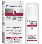 Pharmaceris N dermo struktūrinis raukšles koreguojantis kremas SPF20 Capi - Hialuron - C 50ml