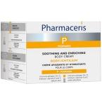 Pharmaceris P Body - ichtilium raminamasis maitinamasis kremas kūnui 175ml