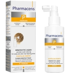 Pharmaceris P keratolinis skystis plaukuotajai galvos odai ir kūnui, mažinantis žvynelinės sukeltą pleiskanojimą Ichtilix - Forte 125ml