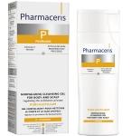 Pharmaceris P Puri - ichtilium gelis kūno ir galvos prausimui 250ml