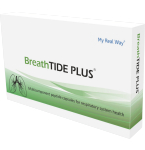 Daugiakomponentinis peptidinis kompleksas BreathTIDE PLUS kapsulės N30