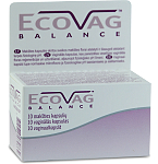 Ecovag vaginalinės kapsulės N10
