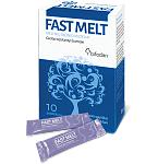 Maisto papildas Fast Melt pieno rūgšties bakterijų ir vitamino D milteliai mėlynių skonio 1g N10