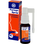 Faringospray purškalas 20ml